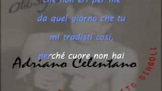Impazzivo per te 1960 Adriano Celentano Remastering 2012 Lyrics