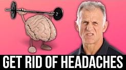 "How to Get Rid of ""Neck"" Headaches (Proven Therapy Techniques)"