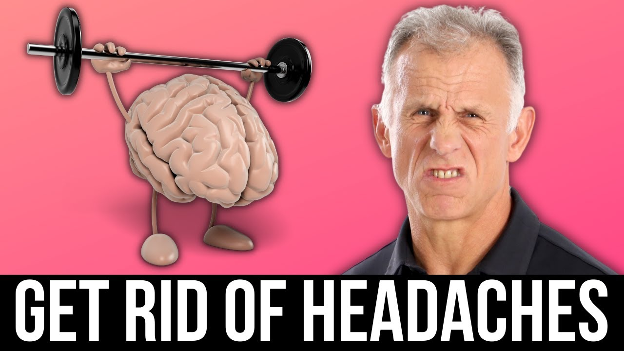how to get rid of sore neck and headache