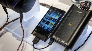 Hands-on with Sony