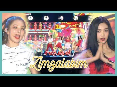 [HOT] Red Velvet - Zimzalabim , 레드벨벳 - 짐살라빔  Show Music Core 20190727