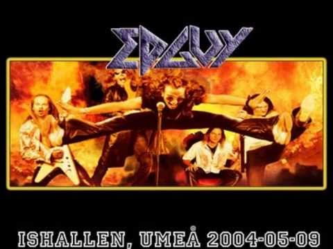 Edguy -  The Piper Never Dies ( Live At Ishallen Umea )