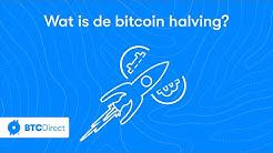 Wat is de bitcoin halving? Uitleg voor beginners