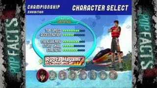 Wave Race Blue Storm: Annoying Announcer (Pop Facts)