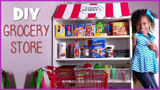 DIY Kids Grocery Store   Playhouse setup   Blueprint DIY Kids Ep.17