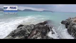 Отдых в Паттайе: отдых на пляже Джомтьен(Шесть километров чистейшего, белоснежного песка, расположенных на юге райского курорта Паттайя - вот что..., 2014-02-07T00:53:13.000Z)