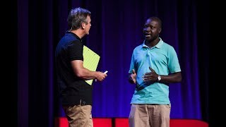 Catching up with inventor William Kamkwamba | William Kamkwamba Interview with Chris Anderson