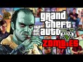 GTA 5 ZOMBIES - GROVE STREET ★ Call of Duty Zombies (Zombie Games)