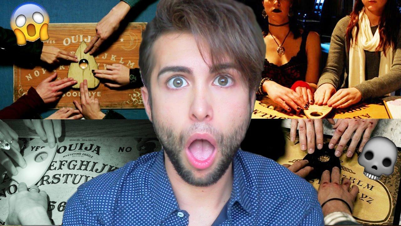 Inquietanti esperienze con la tavola ouija storie vere - La tavola ouija film ...