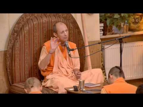 Шримад Бхагаватам 2.1.1 - Бхакти Ананта Кришна Госвами