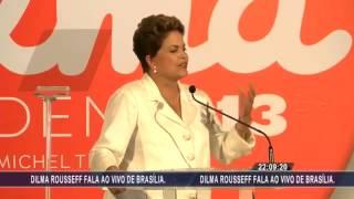 Baixar Dilma Rousseff promete 'governo novo com ideias novas'