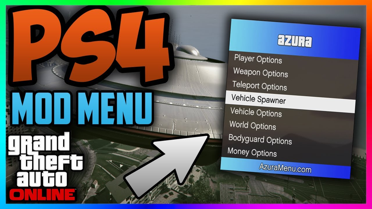 Download money hack for gta 5 online ps4 | GTA 5 – USB Mod Menu