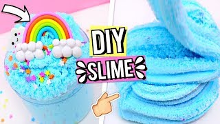 SLIME RECIPES For Beginners!  Making Kawaii Slimes! How To Make Slime Tutorial!