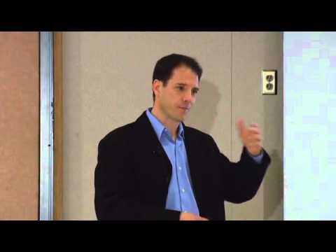 Michael Curri shares Return on Investment at Connecting Nebraska Conference 2012
