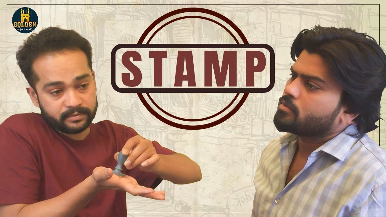 The Stamp | Message For Humanity | Latest Hyderabadi Video | Abdul Razzak | Golden Hyderabadiz