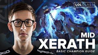 TSM Bjergsen Mid  Xerath Season 6 Guide | League of Legends