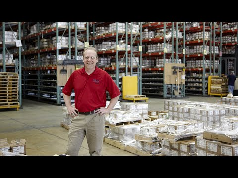 Why is Crown the right material handling provider for Continental Midland?