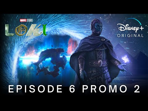 Marvel Studios' LOKI | EPISODE 6 PROMO TRAILER 2 | Disney+
