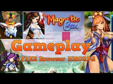Magnetic Box gameplay FREE BROWSER MMORPG