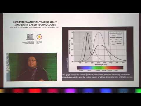 Light Pollution and International Astronomical Union Activities - Sze Leung Cheung