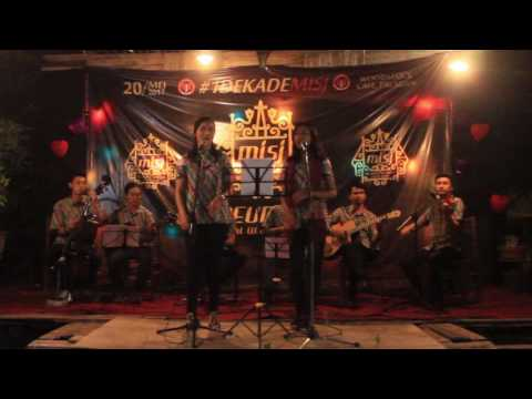 Armada - asal kau bahagia keroncong - cover by Keroncong Biru