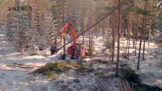 KESLA 20RH II excavator