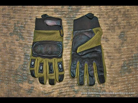 Видео обзор тактических перчаток Armored Claw Smart Tac Olive Gloves.