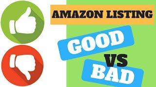 Amazon Earning Tips: Sell More On Amazon (Amazon Listing Tips 2018)