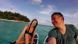 Maldives vacation Gopro Fihalhohi Island Resort 2017