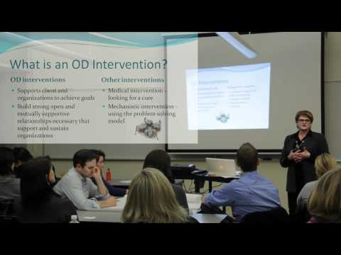 OD Interventions and Teams