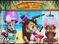 Fun Animal Care - Learn Animal Hair Care Salon Makeup Makeover - Animal Hair Salon Jungle 2