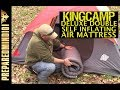 KingCamp Deluxe Double Self Inflating Air Mat - Preparedmind101