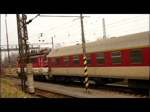 Bratislava Train Collection Feb 2011