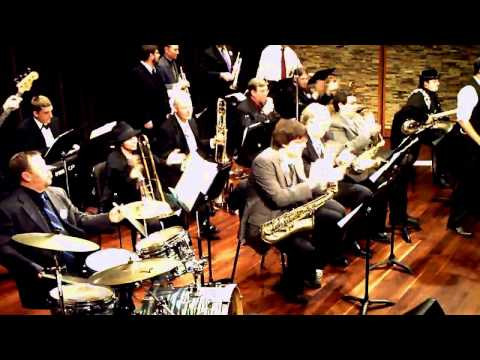 Hey Pachuco - The Cape Ann Big Band
