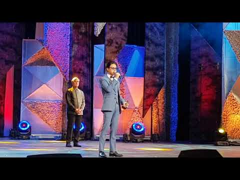 Daniel Padilla acceptance speech for winning Best Actor at 33rd PMPC Star Awards for Movies