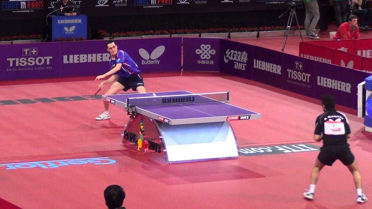 Disney París será la sede del Mundial de Ping Pong en 2018