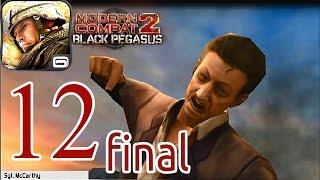 Modern Combat 2: Black Pegasus Walkthrough - iPhone Gameplay Part 12: Shanty Town (Final Mission)