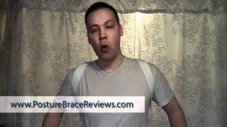 13 Hours Wearing A ShouldersBack Posture Brace - Report