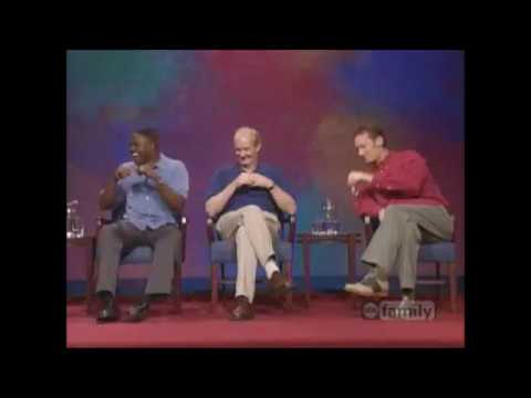 Whose Line Inside Joke -  Africa's a Continent