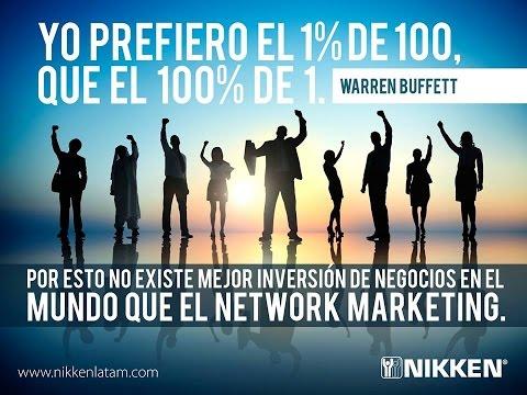 Como empezar en Network Marketing o Mercadeo en Red - 3 SIMPLES PASOS ! de YouTube · Duración:  4 minutos 15 segundos  · Más de 4.000 vistas · cargado el 21.11.2014 · cargado por Leonardo Vera S