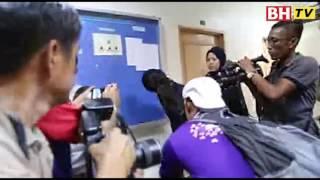 Tukang masak dipenjara 5 bulan halang konvoi Sultan Johor