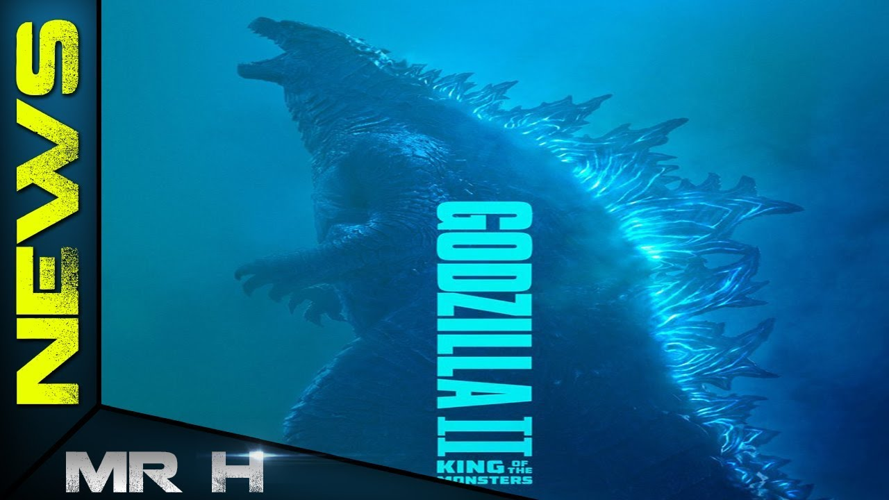 NEW Godzilla King Of The Monsters Poster Teases Story Details