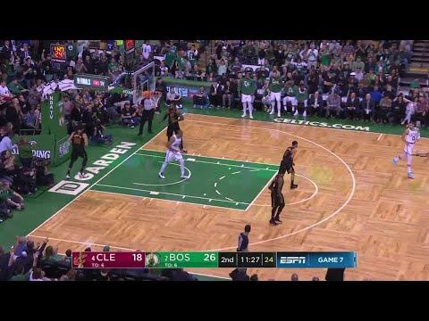 2nd Quarter, One Box Video: Boston Celtics vs. Cleveland Cavaliers