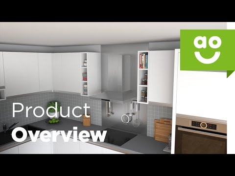 Bosch Cooker Hood DWQ66DM50B Product Overview | ao.com