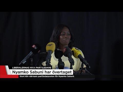 Sabuni har övertag i L-kampen - Nyheterna (TV4)