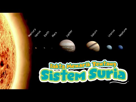 Tahukah Si Manja Eps 10 - Sistem Suria