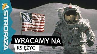 Amerykanie wracają na Księżyc za 5 lat - AstroFaza