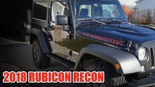 NEW 2018 JEEP RUBICON RECON