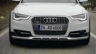 Audi A6 Allroad Quattro A Car for all Purposes