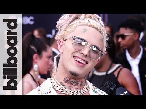 Lil Pump Dishes on J. Cole Beef & 'Welcome to the Party' Diplo Collaboration | BBMAs 2018